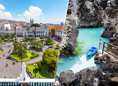 Quito y Galápagos Esencial A Tu Aire