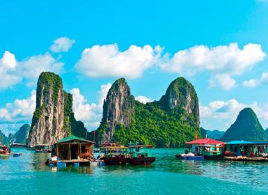 Vietnam: Ruta Clásica y Nha Trang