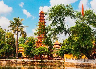 Combinado: Ruta Clásica y Siem Reap