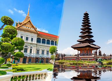 Combinado: Bangkok y Siem Reap