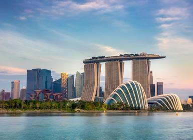 Viajes Playas de Tailandia, Indonesia, Singapur 2017: Circuito Bangkok, Bali y Singapur