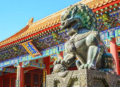 Viaje China 2017: Combinado Beijing, Shanghai y Hong Kong