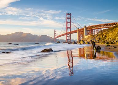 Combinados Usa 2016 Las Vegas, Los Ángeles, San Francisco y Riviera Maya A Fondo A Tu Aire