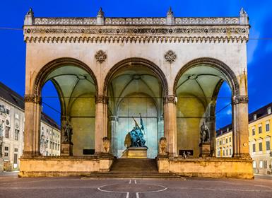 Viaje Semana Santa 2016 Múnich al completo