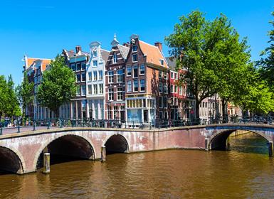 Viaje Semana Santa 2016 Ámsterdam al completo