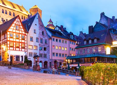 Viajes organizados por Europa en Alemania y Ruta Romántica Al Completo Todo Incluido