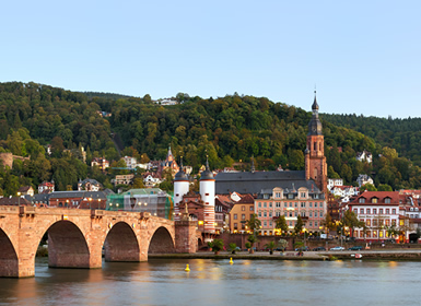 Viajes organizados por Europa en Alemania y Rhin A Fondo Todo Incluido