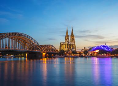Viajes organizados por Europa en Alemania, Rhin y Ruta Romántica A Fondo Todo Incluido