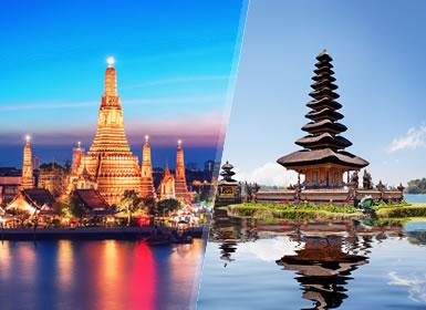 Viajes Playas de Tailandia, Indonesia 2017: Viaje Bangkok (Tailandia) y Bali a tu aire