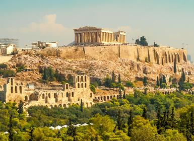 Circuitos Grecia 2016: Atenas y Delfos