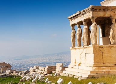 Circuitos Grecia 2017: Circuito Clásico Atenas y Peloponeso