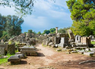 Circuitos Grecia 2017: Tour por Atenas, Peloponeso e Islas Jónicas