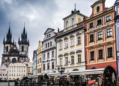 República Checa: Praga y Bohemia