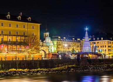 Austria: Oferta Puente Diciembre Encantos Navideños en Tirol