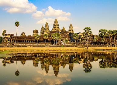 Combinado: Bangkok y Templos de Angkor