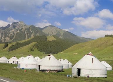Mongolia: Mongolia con el Valle de Orkhon