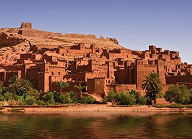 Viajes Marruecos 2017: Ruta de las Kasbahs