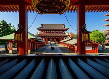 Japón: Tokio, Kioto, Osaka e Hiroshima