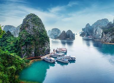 Viajes Vietnam, Tailandia 2017: Circuito Vietnam y Playas de Tailandia (Phuket)