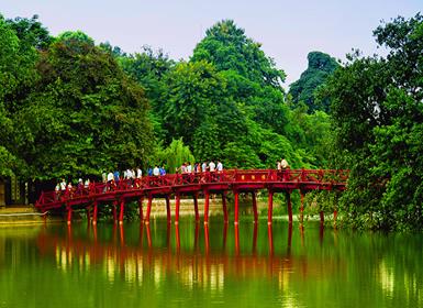 Combinado: Vietnam y Koh Samui