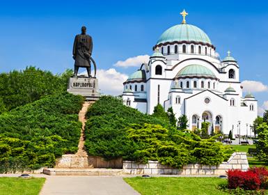 Tours Albania, Croacia, Eslovenia, Macedonia, Serbia, Adriático, Bosnia-Herzegovina 2017: Viaje organizados Croacia y Los Balcanes