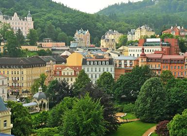 República Checa: Praga y Karlovy Vary