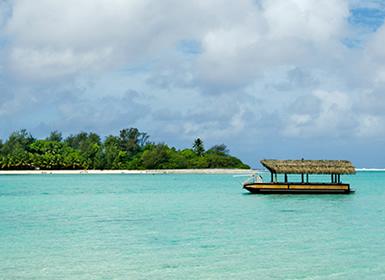 Nueva Zelanda e Islas Cook: Nueva Zelanda y Rarotonga