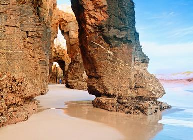 Asturias y Galicia: Mariña Lucense y Playa de las Catedrales