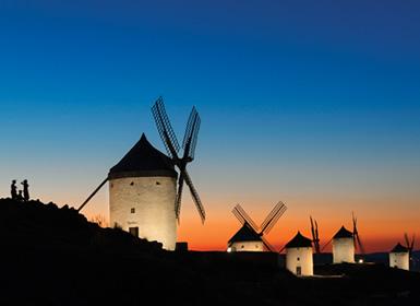 Castilla La Mancha: Ciudad Real y Toledo