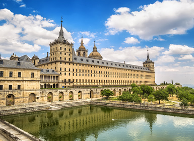 Madrid: Alcalá de Henares, El Escorial y Madrid capital