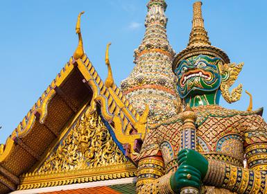 Combinado: Dubai, Bangkok y Phuket