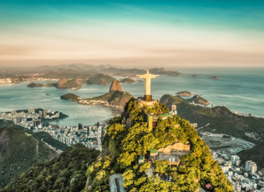 Combinado: Rio de Janeiro, Iguazú y Buenos Aires
