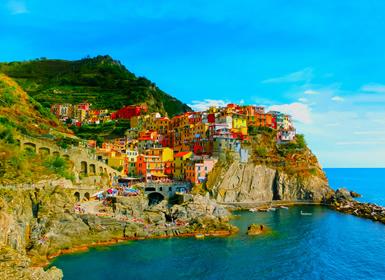 Tours Italia 2017: Tour Roma, Toscana y Cinque Terre