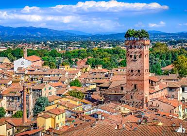 Circuitos Italia 2017: Circuito talia al dente: Roma, Toscana, Cinque Terre y Pompeya