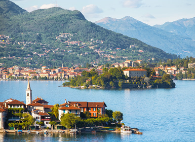 Circuitos Italia: Región de Los Lagos con Milán y Venecia