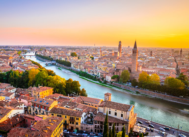 Viajes Europa 2017: Viaje Organizado Italia: Milán, Lago de Garda, Venecia, Florencia, Roma y Pompeya