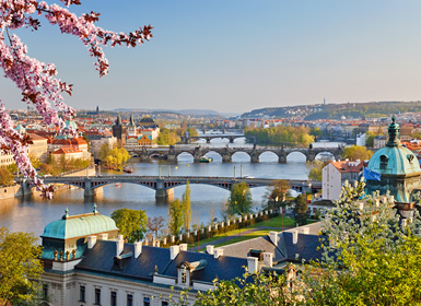 Viajes Francia, Holanda, Centroeuropa, Países Bajos 2017: Praga, Ámsterdam y París en avión