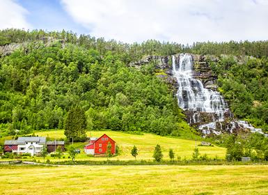 Viajes Mayores 55 años Norte de Europa: Escandinavia y Fiordos