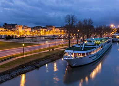 Circuitos por Francia 2016 Especial Puente Diciembre Crucero Fluvial 5* Mercadillos Navideños Rhin (Alemania y Francia)
