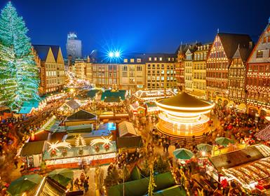 Alemania: Oferta Puente Diciembre Mercadillos de Navidad en Frankfurt y el Rin