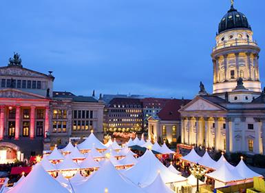 Alemania: Oferta Puente Diciembre Mercadillos Navideños de Berlín
