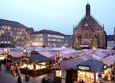 Centroeuropa: Especial Puente Diciembre Mercados Navideños de Baviera (Alemania y Austria)
