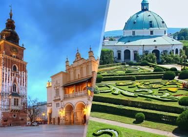 Centro y Norte de Europa: Capitales Bálticas, Polonia y Praga
