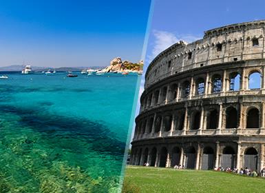 Viajes Italia, Francia 2017: Circuito Cultural: Roma, Florencia, Córcega y Cerdeña