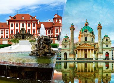Centroeuropa: Praga, Viena y Ruta Romántica en Alemania