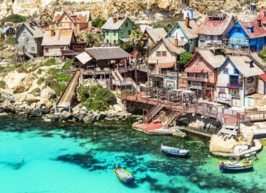 Sur de Europa: Sicilia y Malta