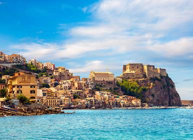 Viajes Italia, Sicilia 2017: Sicilia desde Palermo con Costa Occidental