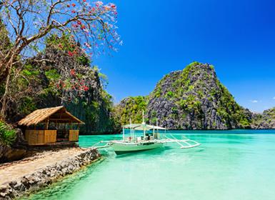 Viajes de Novios combinados Filipinas: Del Norte al Sur de Filipinas