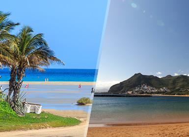 Circuitos por España en Avión: Islas Canarias: Tenerife y Fuerteventura