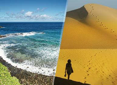 Circuitos por España en Avión: Islas Canarias: Gran Canaria y La Palma